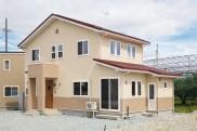 ナチュラルスタイル 木質を楽しむ家
