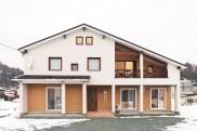ライフスタイルに合わせた理想の住まい 二世帯住宅の家