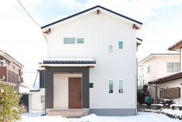 随所にこだわりの家「寒河江市 S様邸」完成いたしました!
